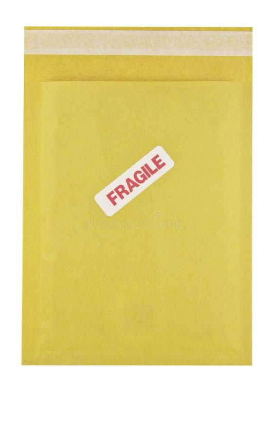 Padded envelope royalty free stock photos