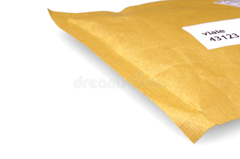 Download Padded Envelope stock image. Image of padded, protect - 35107069