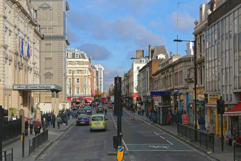 Paddington London stockbild