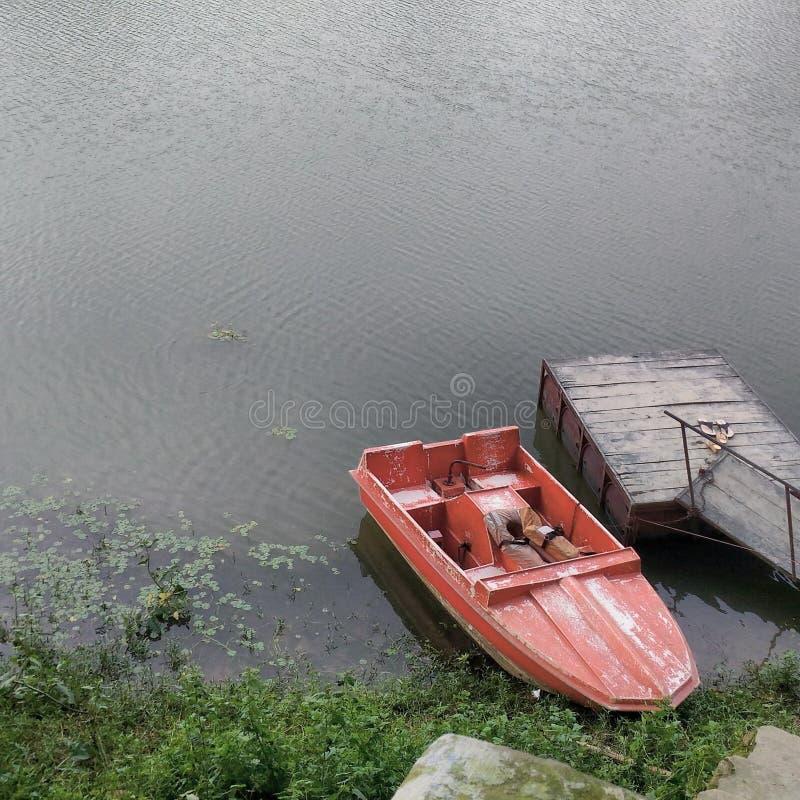 Free Paddle Boat Royalty Free Stock Image - 76696496
