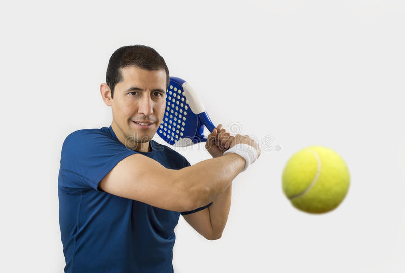 Download Paddle Tennis Player Stock Photography - Image: 38545482