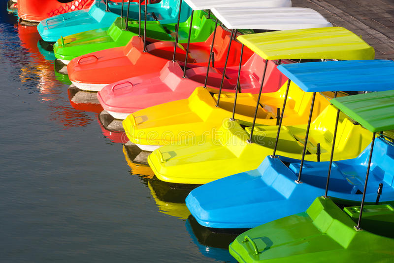 A Paddle Wheel Royalty Free Stock Photos