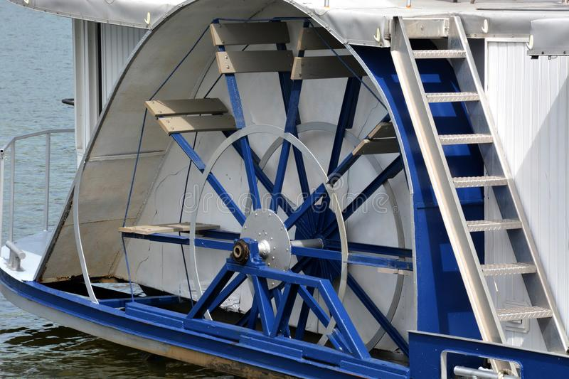 Paddle wheel stock images