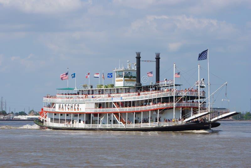 Paddleboat o barca imagen de archivo libre de regalías