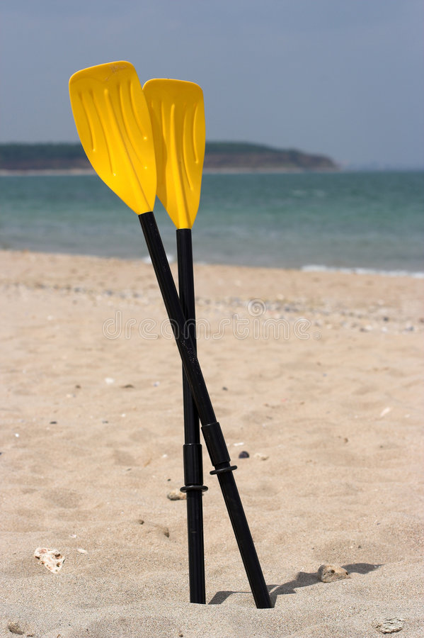 Download Paddles stock image. Image of water, summer, summertime - 5756919