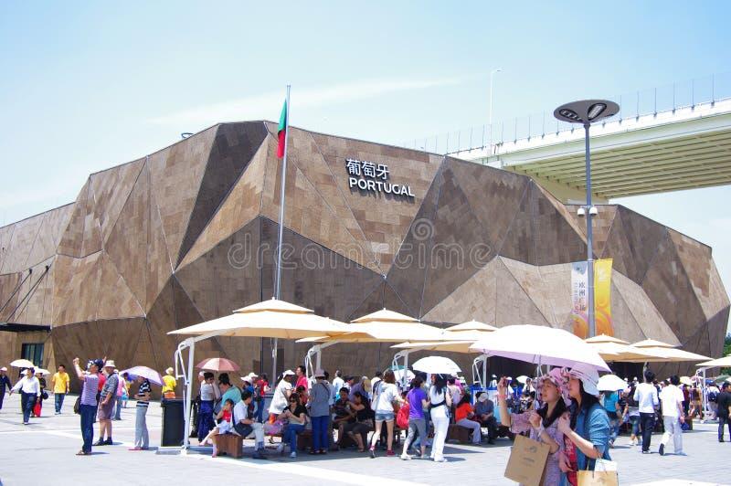 Padiglione del portogallo in expo2010 schang hai cina for Costo del padiglione per piede quadrato
