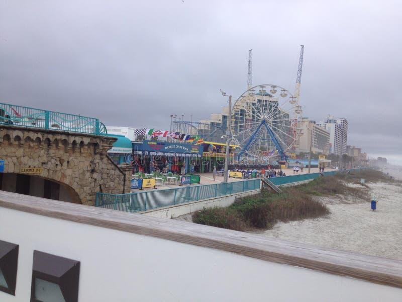 Padiglione di Daytona Beach immagine stock libera da diritti