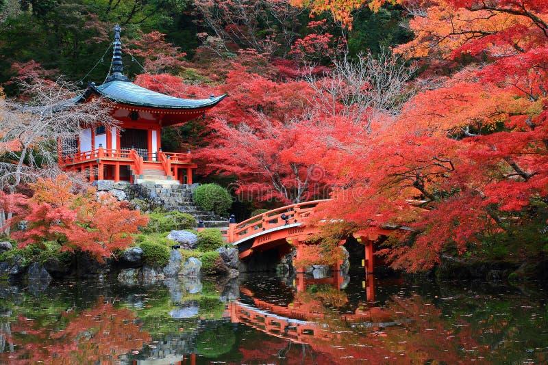Padiglione Giapponese-disegnato fotografie stock libere da diritti