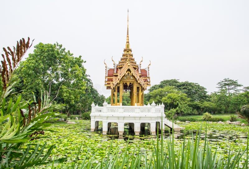 Padiglione tailandese immagine stock