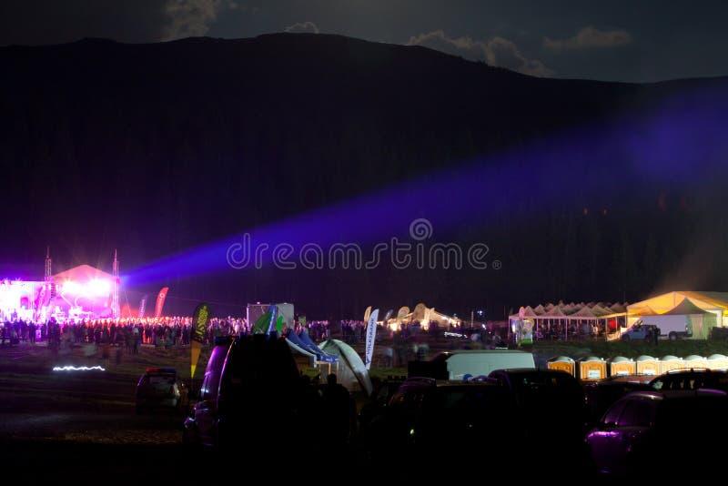 Padina Fest 2012年 免版税库存照片