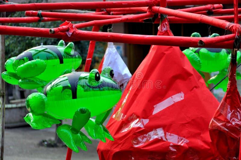 Padlantaarn op Padfestival stock foto's