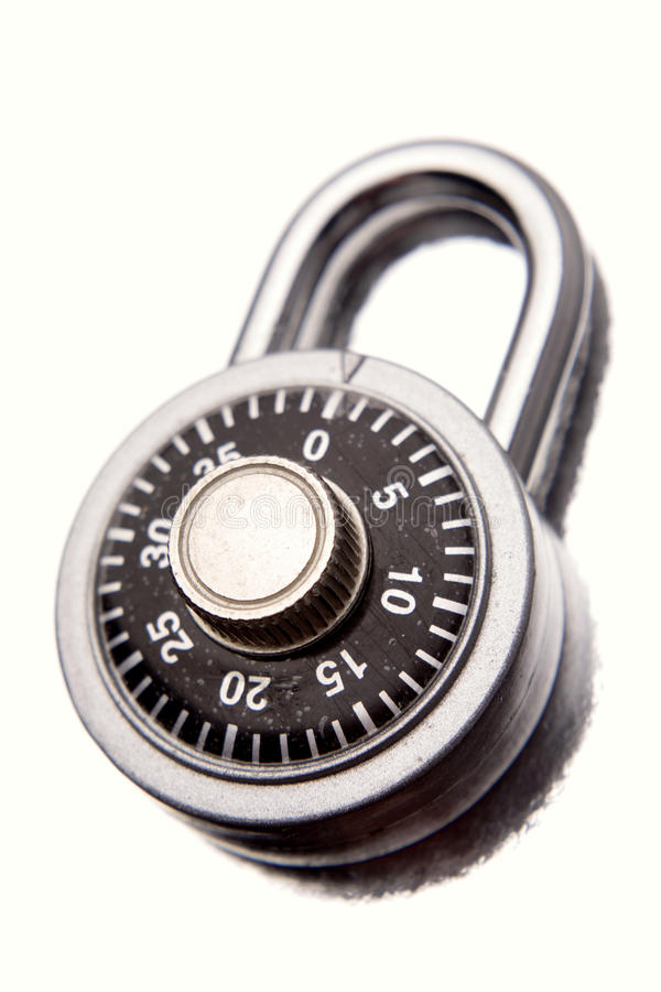 padlock royaltyfri bild