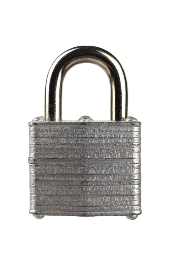 Padlock. royalty free stock images