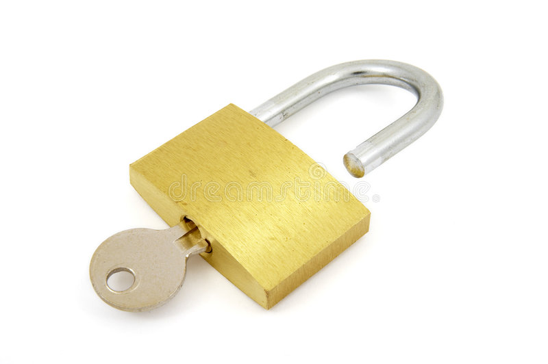 Download Padlock 6 stock image. Image of isolated, lock, concept - 7538011