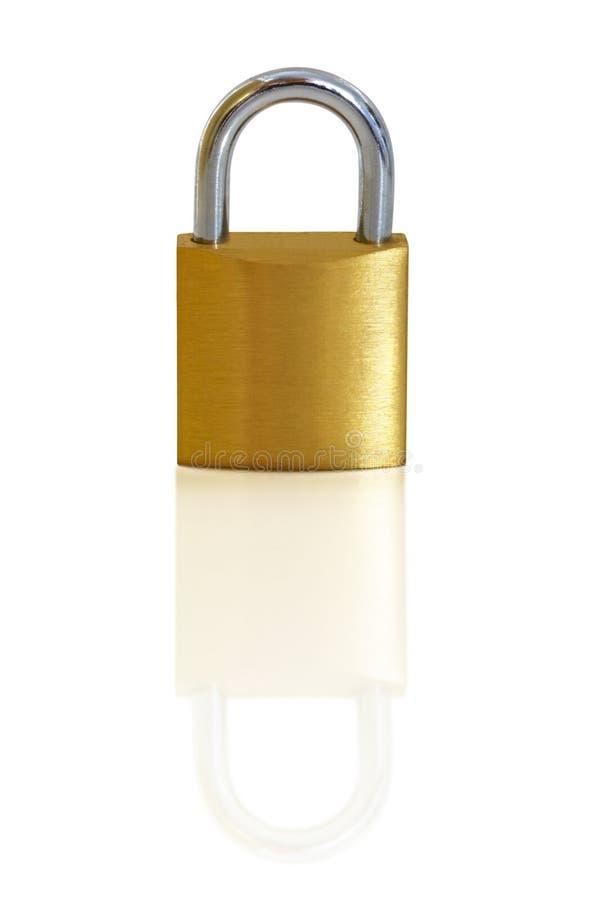padlock royaltyfri foto