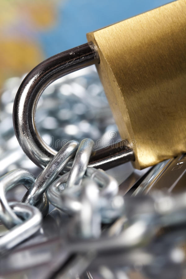 Download Padlock stock image. Image of individual, close, modern - 9925311