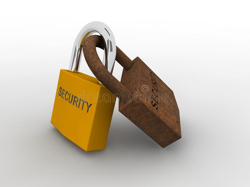 Download Padlock Concept Royalty Free Stock Photos - Image: 18172998