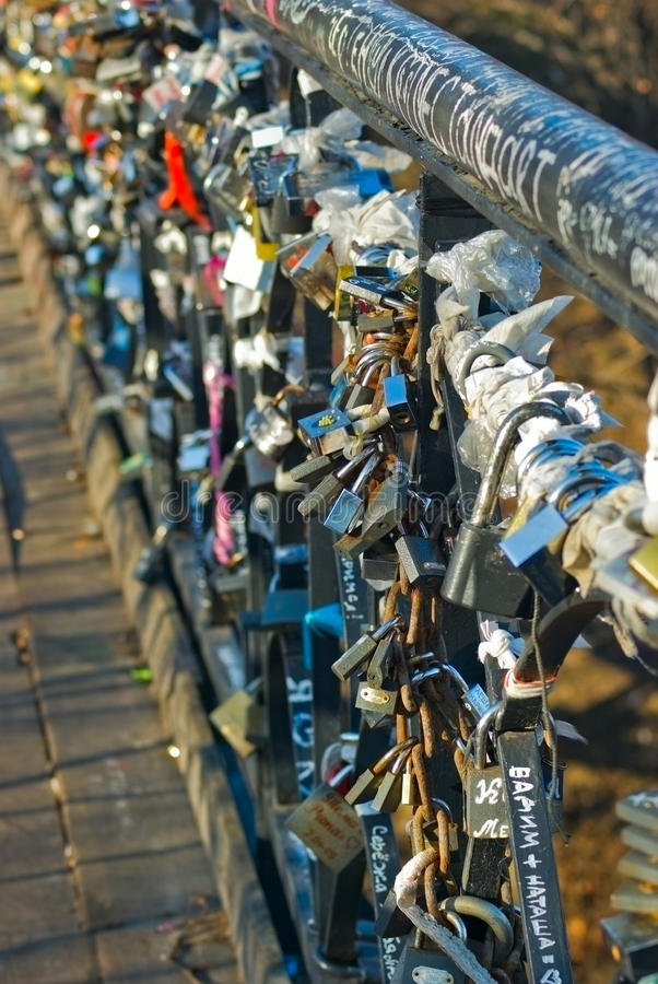 Padlocks royalty free stock images