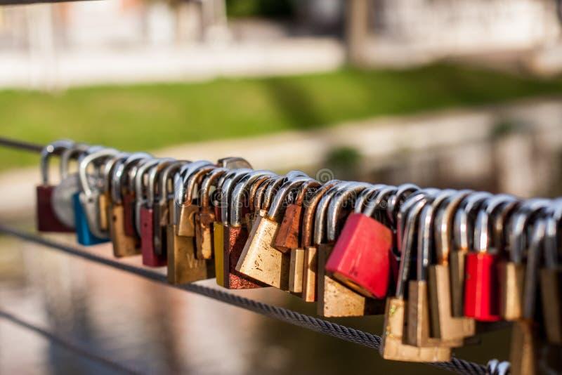 padlocks fotografia stock libera da diritti