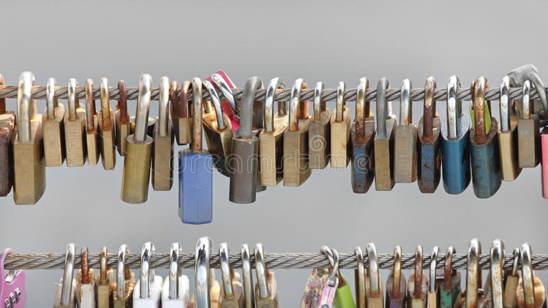 padlocks immagini stock libere da diritti