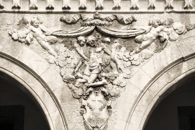 Padova fotografia stock libera da diritti