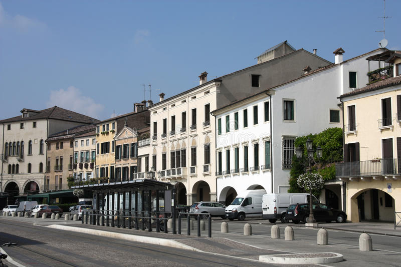 Padova, Italia fotografia stock