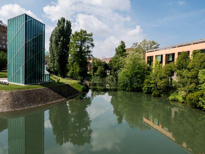 Padova, Italia fotografia stock libera da diritti