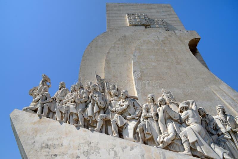 Padrão dos Descobrimentos à Lisbonne obrazy royalty free