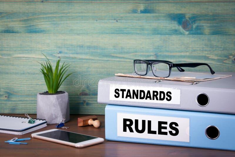 Padrões e conceito das regras Fundo bem sucedido do negócio, da lei e do lucro imagem de stock royalty free