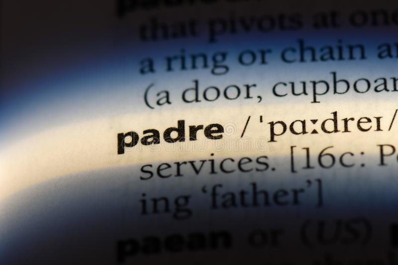 padre images stock