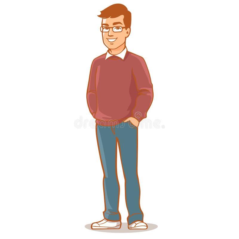 padre ilustración del vector