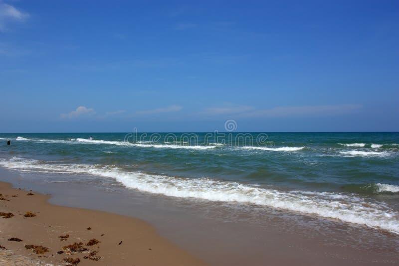 padre d'île de plage photographie stock