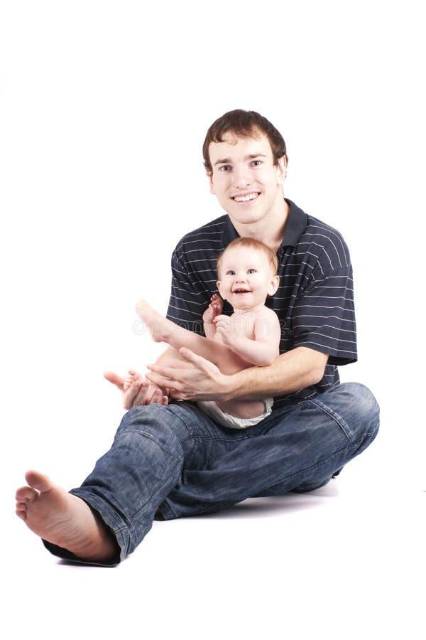 Padre y niño