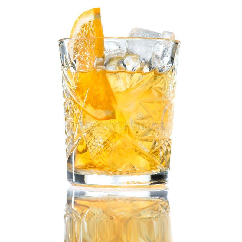 Padrino del cóctel del alcohol fotos de archivo libres de regalías