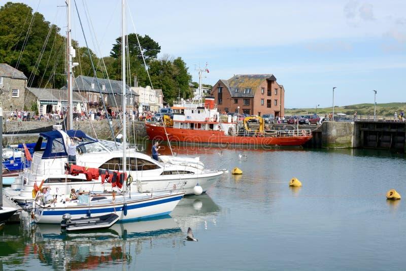 Padstow, Cornwall zdjęcia royalty free