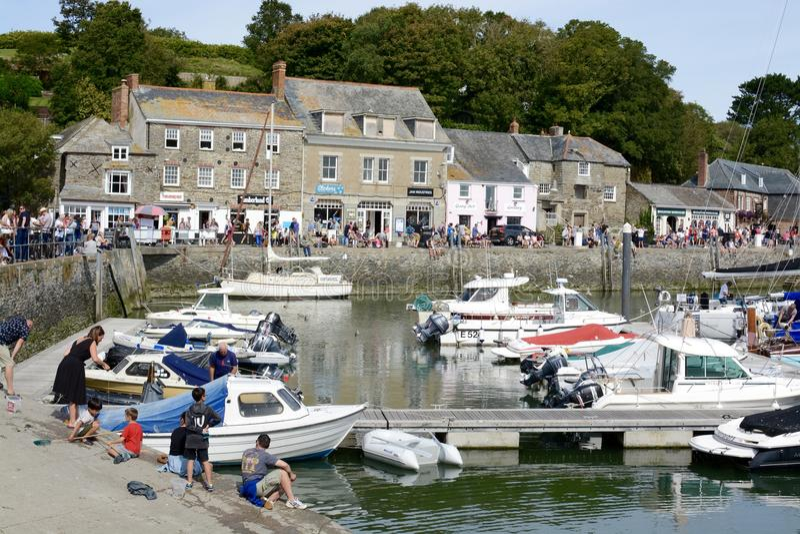 Padstow, Cornwall zdjęcia stock