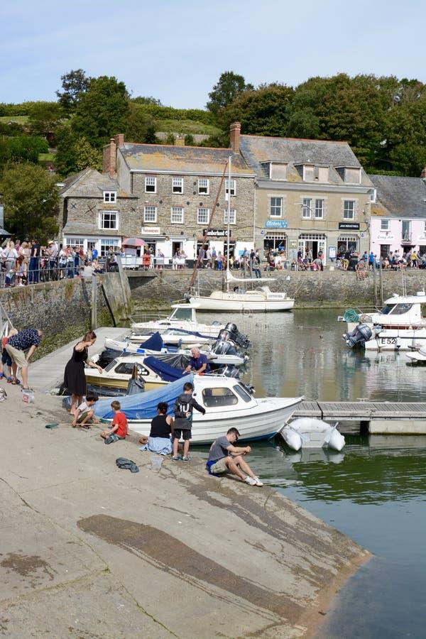 Padstow, Cornwall fotografia stock