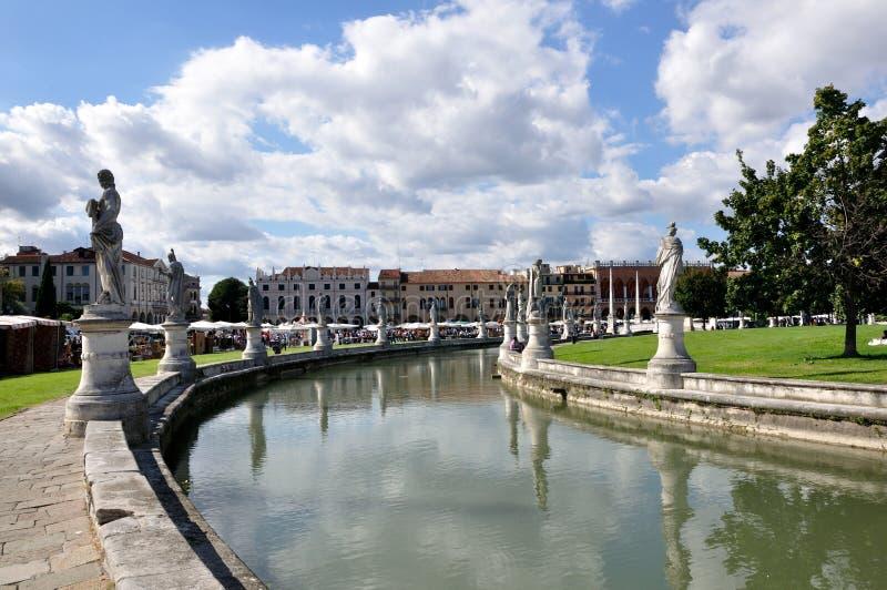 Padua, Italia fotos de archivo libres de regalías