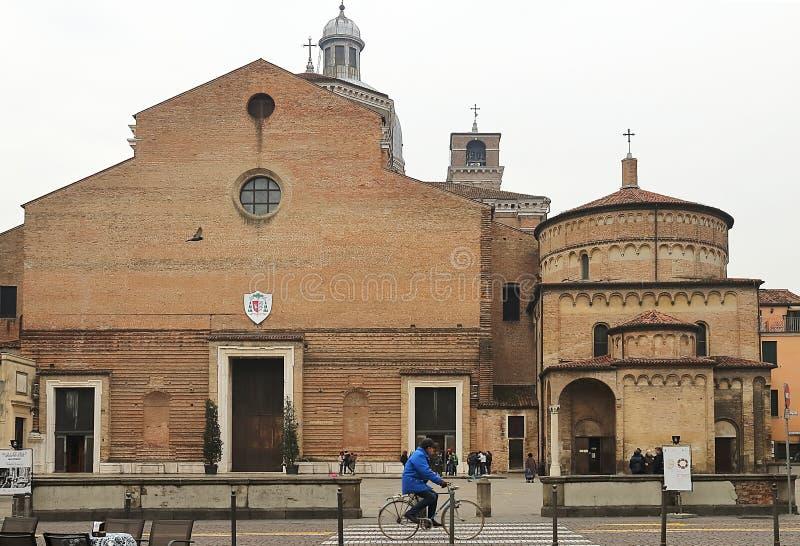 Padua-Kathedrale, Duomodi Padua, Basilika Cattedrale-Di Santa Maria Assunta lizenzfreies stockfoto