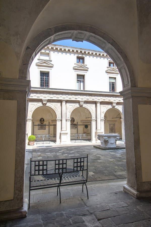 Padua, Vêneto, Itália imagem de stock