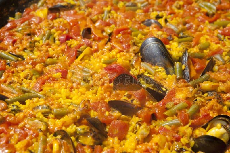 paella стоковое фото