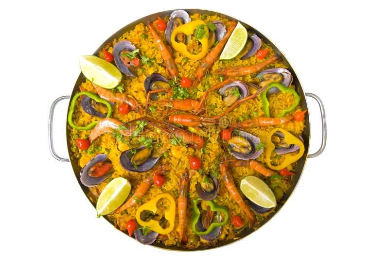 paella стоковые фотографии rf