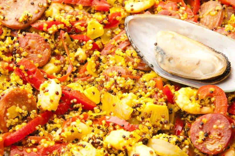 paella стоковые фото