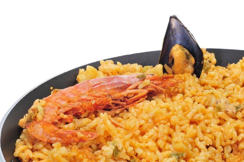 paella стоковое изображение rf