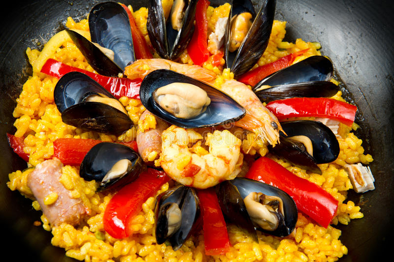 Download Paella Royalty Free Stock Photography - Image: 26150897