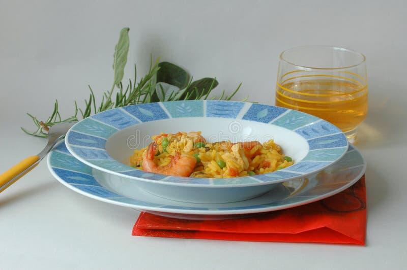 paella zdjęcia stock