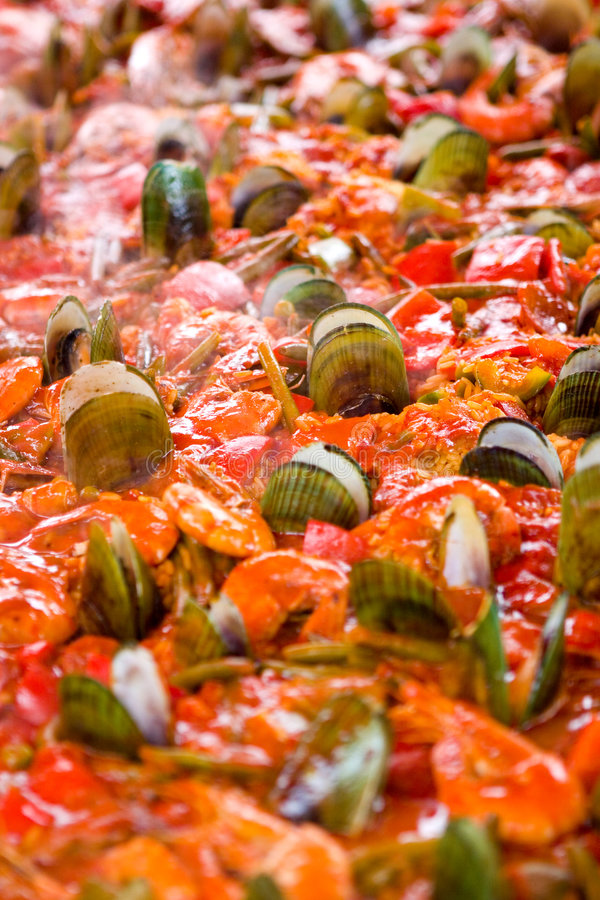 Free Paella Royalty Free Stock Photography - 593727