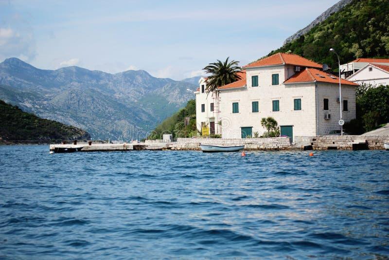 Paesaggi del Montenegro fotografia stock libera da diritti