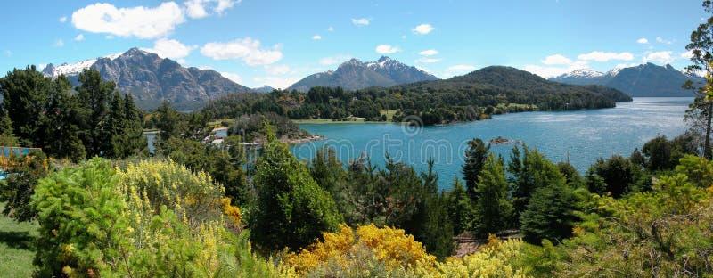 Paesaggi dell'Argentina fotografia stock libera da diritti