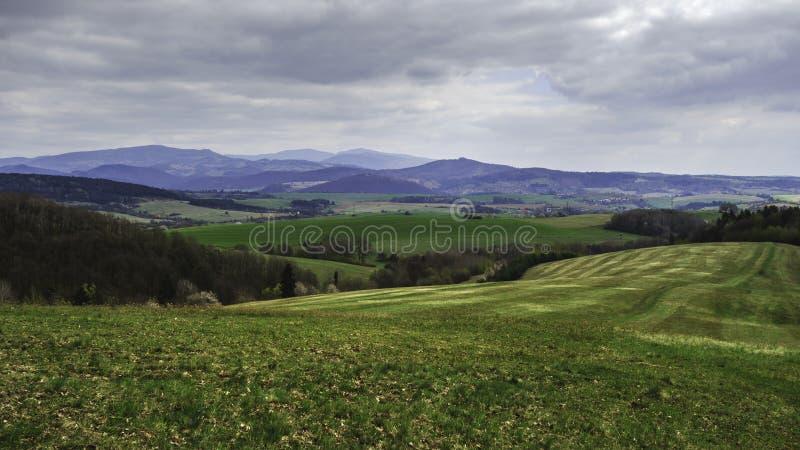 Paesaggi slovacchi immagini stock libere da diritti
